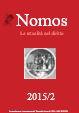 Copertina-NOMOS-2015-2